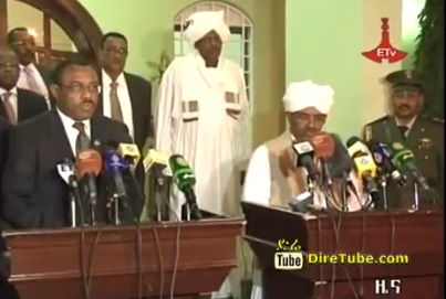 Updates: PM Hailemariam visiting Sudan, South Sudan