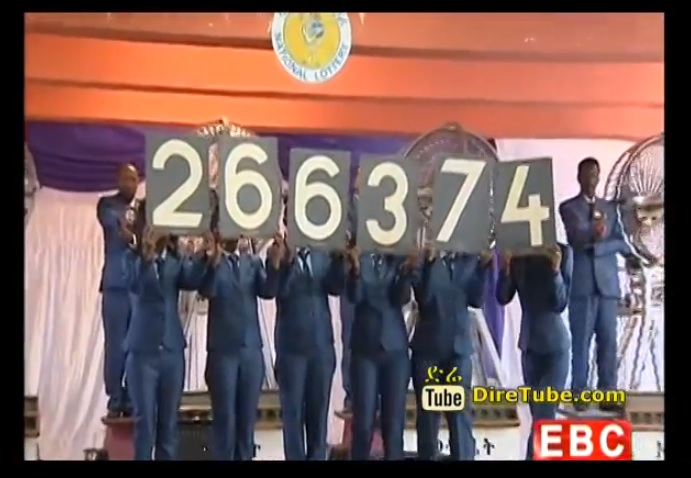 Comercial Bank of Ethiopia Saving Lottery Prize