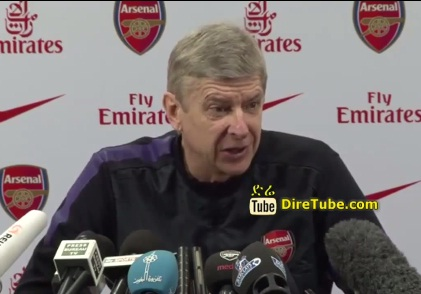 Arsenal Coach Speaks about Ethiopian Players - Jan 11, 2012