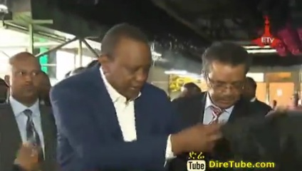 The Latest Amharic News Mar 12, 2014