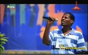 Leul Tariku Funny Vocal Contestant [Hawassa City]