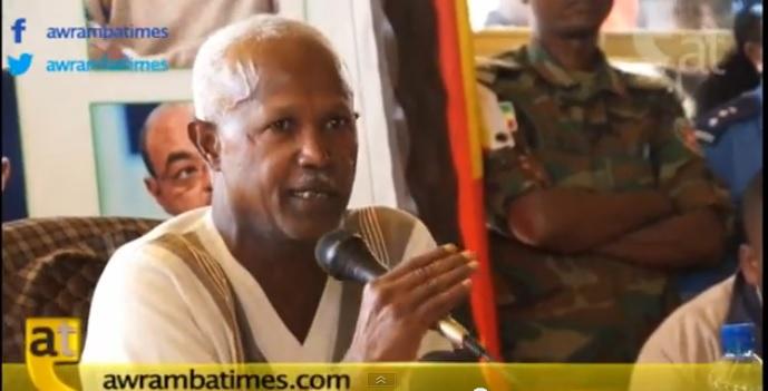 General Samora lambasts opposition groups