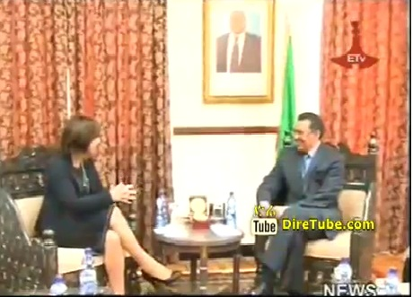 Dutch Minister for Dev't Confers with PM Hailemariam and Ministry of Foreign Affairs