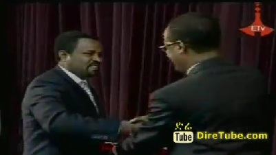 Diriba Kuma Elected as The New Mayor of Addis Ababa