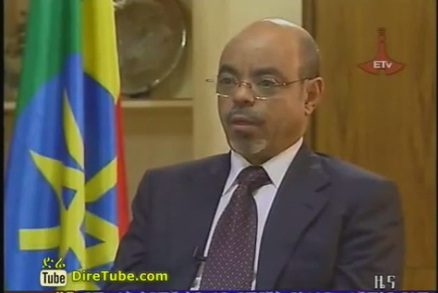 Prime Minister Meles Zenawi Answers Your Question