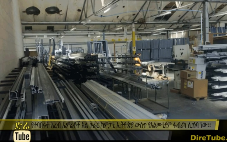 UAE Company to Setup Aluminum Factory in Ethiopia