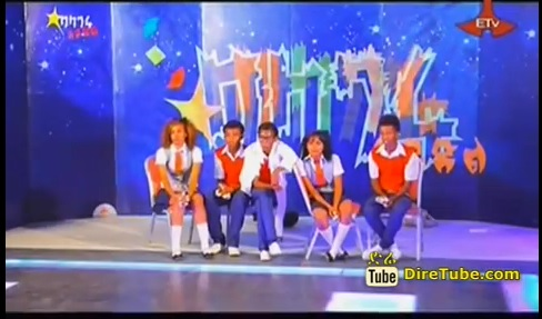 Habesha Dance Contestant Crew 3rd Audition