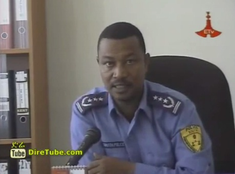 Police Report - Illegal People Trafficking in Southern Ethiopia