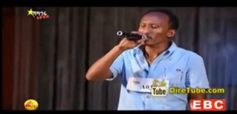 Yonas Gizaw Performing Tewodros Tadesse's