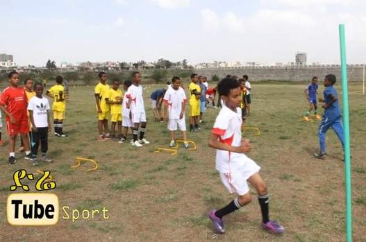 Passion Sport Academy - The Future of Ethiopian Team