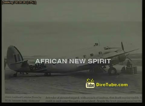 Ethiopia Today - African New Sprite