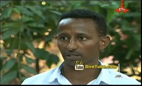 A Young Ethiopian Inventor Yigeremachew Eshetu Speaks