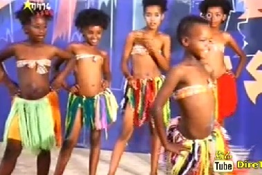 Circus Hawassa Dance Contestants