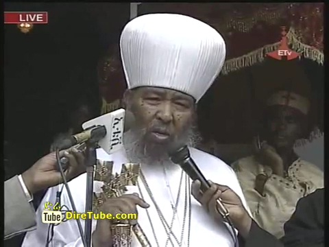Full Funeral Ceremony for Maitre Artist World Laureate Afewerk Tekle Part 2