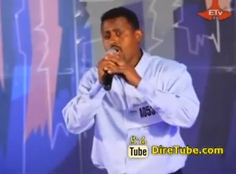 Girma Asefa Vocal Contestant 2nd Round Addis Ababa