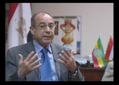 Walta - Interview With Egyptian Ambassador to Ethiopia, Mohammed Idris - Part 1