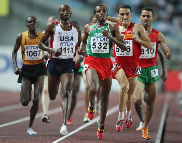 Ethiopian Athletes Dominate Hengelo's 10,000m race