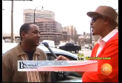 Ethiopian Taxi Driver In America - Part 2