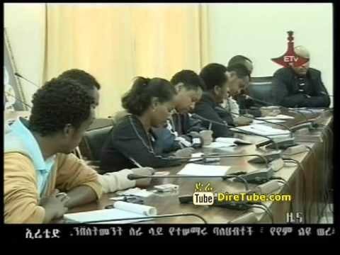 Updates on the Funeral of PM Meles Zenawi - Aug 27, 2012