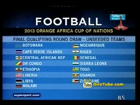 Next round of 2013 Africa Cup of Nations Cup to be announced