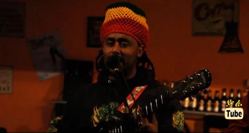 Aseyo Belema Ras Kawintseb & Ethiofrika Roots Reggae Live Performance
