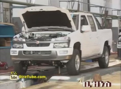 Business: Automotive Industries in Ethiopia