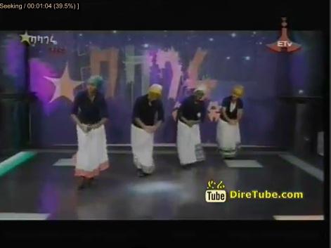 Hiber Traditional Dance Crew Round 1 Episode 19