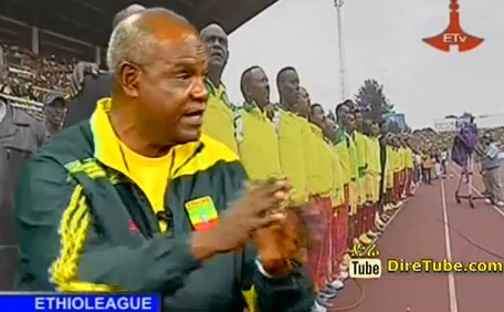 Ethioleague - Meet Sewnet Bishaw and Adane Girma after the Historical Play-offs