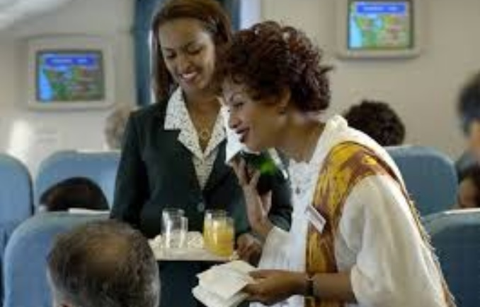 Ethiopian was voted and won Best Airline of the Year Award in China
