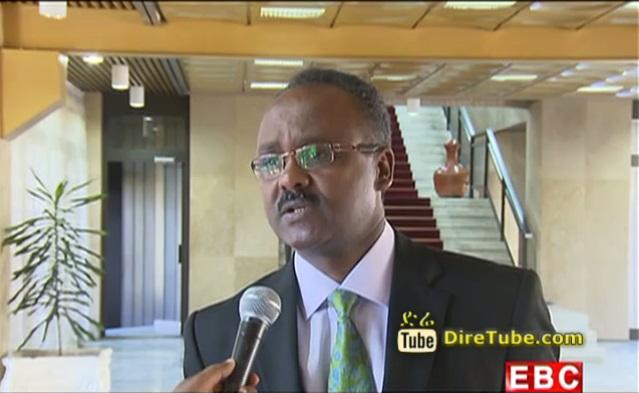 The Latest Amharic News From EBC February 4, 2015