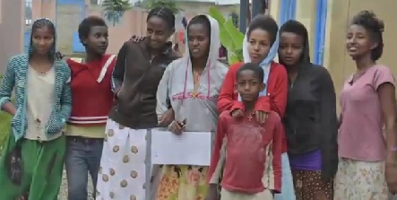 The Street Children of Mekelle, Ethiopia