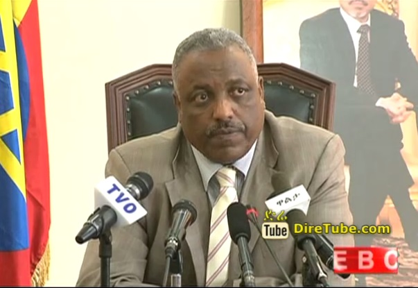 The Latest Amharic Evening News From EBC September 19, 2014