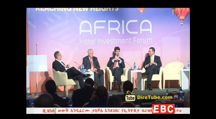 African Hotel Investment Forum EBC Business News October 2,2014