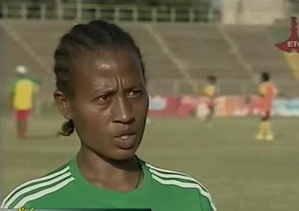 Ethio- League - Ethiopia's Lucy Vs Tanzania's