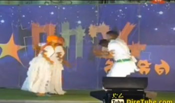 Jehedin Traditional Dance Crew Contestant from Jijiga