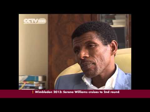 Ethiopia's Haile Gebreselassie aspiring to join politics