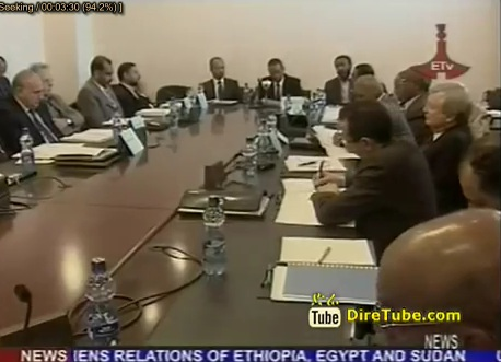 Ethiopian News - Experts Belive That the Grand Renaissance Dam Strengthens Relations of Ethiopia, Eg