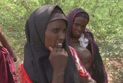 Somali Refugees Flee to Ethiopia to Escape Famine, Violence