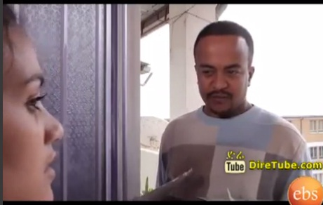 Ethiopian Comedy Series EBS - Part 1