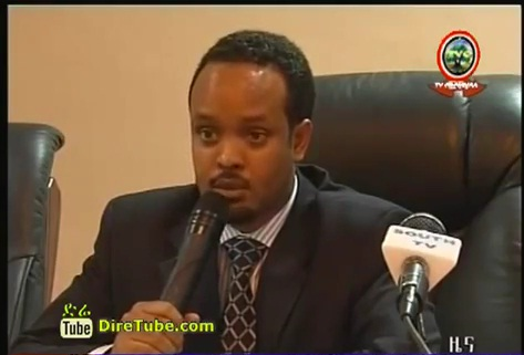 ETV 8PM Full Amharic News - Apr 27, 2012
