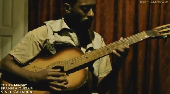 Tizita Minor - Ethiopian Physicists Rocking the Spanish Guitar