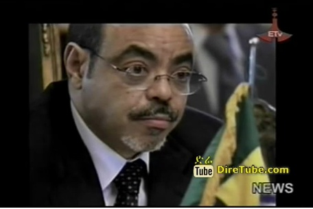 CNN Named Meles Zenawi Among Notable People Who Died in 2012