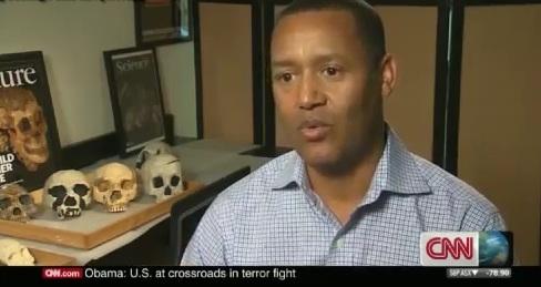 CNN - Zeray Alemseged Ethiopia Scientist Unearths World's Oldest Child
