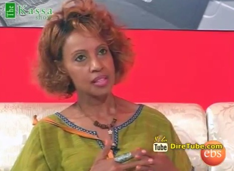 The Kassa Show - Interview with Singer Chachi Tadesse - Part 1