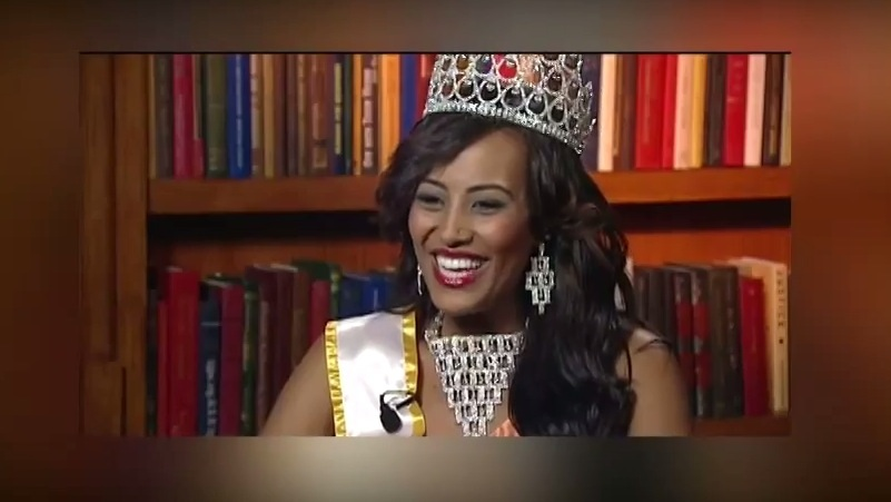 VOA - An Exclusive interview Miss Africa USA - Meron Wudneh
