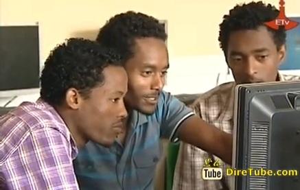 Outstanding Student - Samson Aweke Shares His Life's Work
