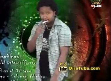 Firaa'lo Dabaree - Hin Hinaafiinaa [Oromiffa Music Video]