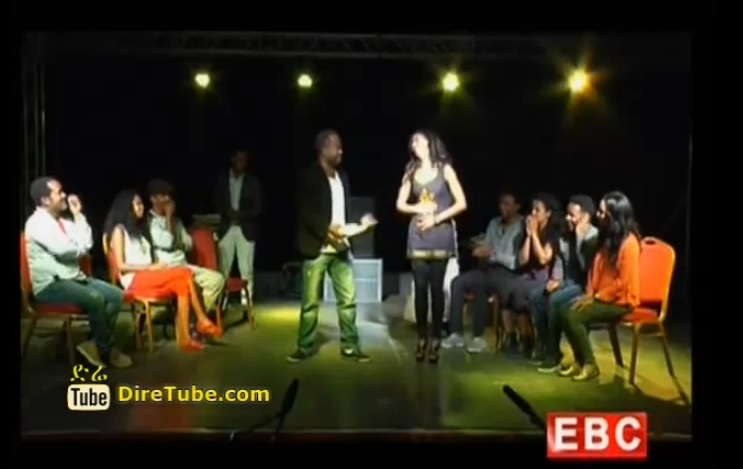 Ethiopian Famous Artists Funny Meskel Holiday Celebration