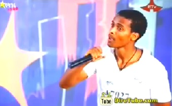 Melse Tizera Vocal Contestant Hawassa City