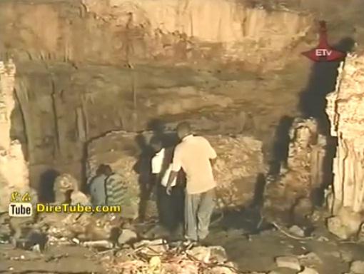 Ethio-Tourism - Ayinage and Dima Natural Caves